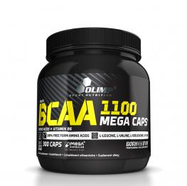 Olimp BCAA 1100 Mega caps - 300 капс.