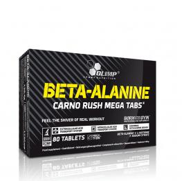 Olimp Beta Alanine Carno Rush Mega Tabs 80 таб