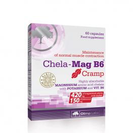 Olimp Chela Mag B6 60 капс.