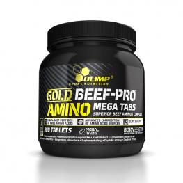 Olimp Gold Beef Pro Amino Mega Tabs - 300 таб