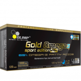 Olimp Gold Omega 3 Sport Edition 120 капс.