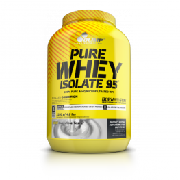 Olimp Pure Whey Isolate 95 2200 гр.