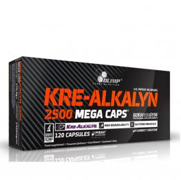Olimp Kre Alkalyn 2500 mega caps 120 капс.