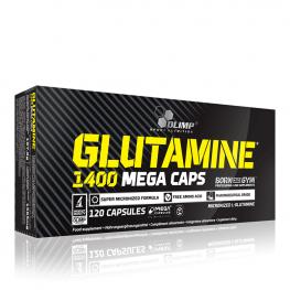 Olimp Glutamine 1400 Mega Caps 120 капс