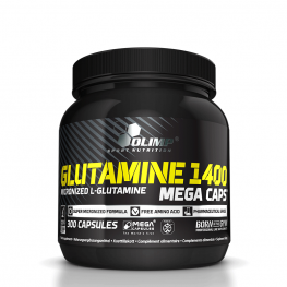 Olimp Glutamine 1400 Mega Caps 300 капс
