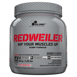 Olimp REDWEILER powder 480 гр.