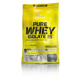 Olimp Pure Whey Isolate 95 600 гр.