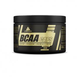 PEAK BCAA Caps - 240 капс