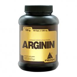 PEAK Arginin - 120 капс