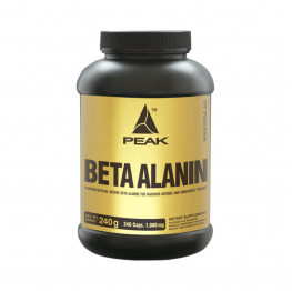 PEAK Beta Alanine - 240 капс