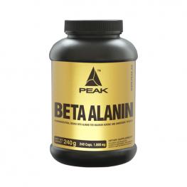 PEAK Beta Alanine - 240 капс
