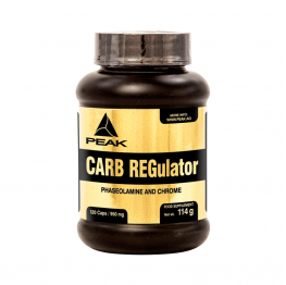 PEAK Carb Regulator - 120 капс