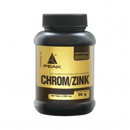 PEAK Chrom And Zink - 180 таб
