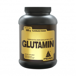 PEAK Glutamin - 500 гр