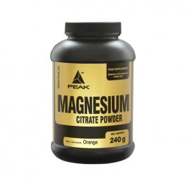 PEAK Magnesium Citrate - 240 гр