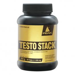 PEAK Testo Stack - 60 капс