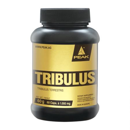 PEAK Tribulus Terrestris - 60 капсули