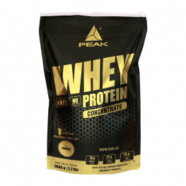 PEAK Whey Protein Concentrate - 1000 гр
