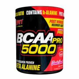 SAN BCAA PRO 5000 Aspartame free - 345 гр