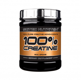 SCITEC Creatine 100 % Pure - 500 гр