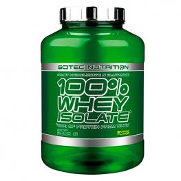 SCITEC 100% Whey Isolate - 2000 гр