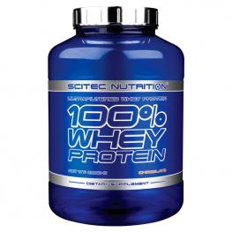 SCITEC 100% Whey protein - 2350 гр