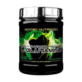 SCITEC L-Glutamine - 300 гр
