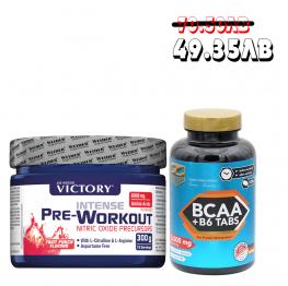 СТАК Pre Workout Promo