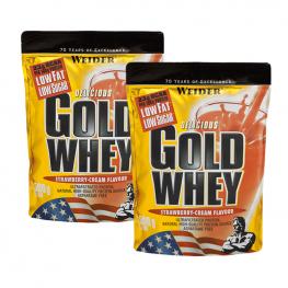 СТАК 2 бр Gold Whey - 500 гр