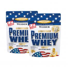 СТАК 2 бр Premium Whey - 500 гр