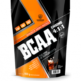 SWEDISH Supplements BCAA Engine 4:1:1 - 800 гр