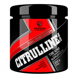 SWEDISH Supplements Citrulline Malate - 250 гр