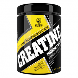 SWEDISH Supplements Extra Micronized Creatine Mono - 500 гр