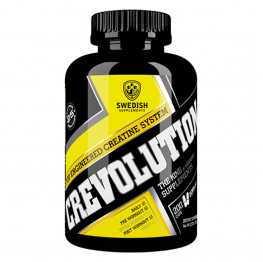SWEDISH Supplements CREVOLUTION Caps - 200 капс