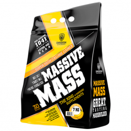 SWEDISH Supplements Massive Mass Gainer - 7000 гр