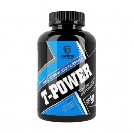 SWEDISH Supplements T-Power - 200 капс