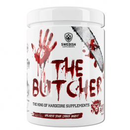 SWEDISH Supplements THE BUTCHER - 500 гр