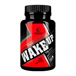SWEDISH Supplements Wake Up - 180 таб