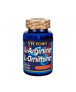 Joe Weider Victory L - Arginine L - Ornithine - 100 капс