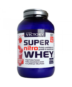 Joe Weider Victory Super Nitro Whey - 2200 гр