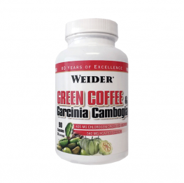 Joe Weider Victory Green Coffee and Garcinia Cambogia - 90 капс