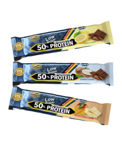 Z-KONZEPT 50% Protein Bar - 24 x 50 гр