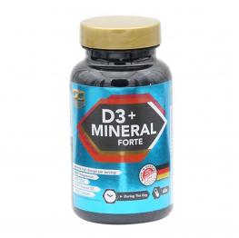 Z-KONZEPT D3 + MINERAL Forte - 60 капс