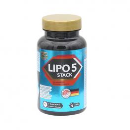 Z-KONZEPT Lipo 5 stack - 90 капс