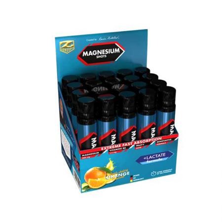 Z-KONZEPT Magnesium + B6 Shots - 20x25 мл