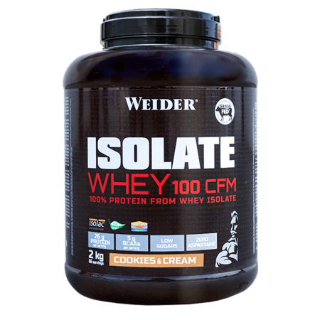 WEIDER Isolate Whey 100 CFM - 2000 гр