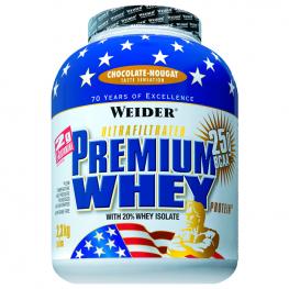 WEIDER Premium Whey - 2300 гр