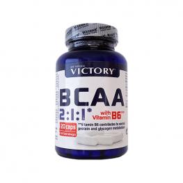 Joe Weider Victory BCAA 2:1:1 - 120 капс
