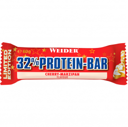 WEIDER 32% Protein Bar Cherry - Marzipan Limited Edition - 60 гр