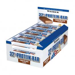 WEIDER 32% Protein Bar - 24 x 60 гр